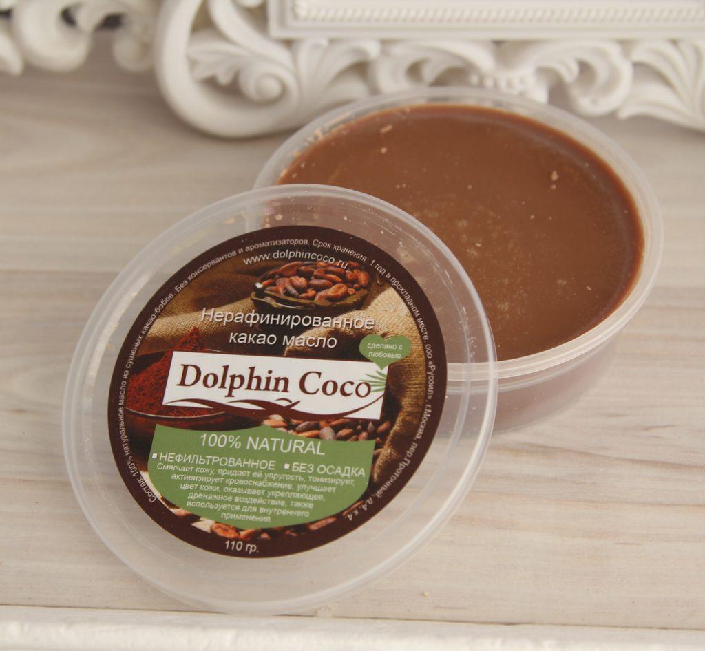 Какао-масло (тёмное)