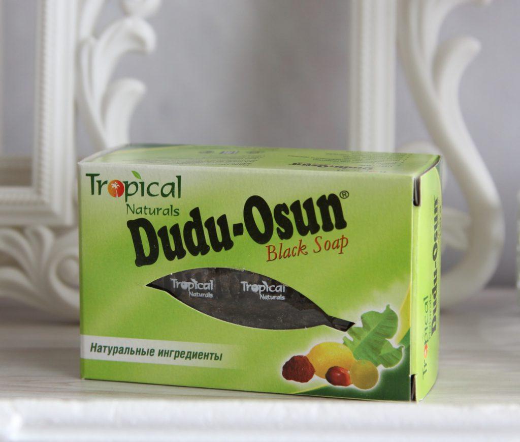 """Черное мыло """"Dudu Osun"""""""